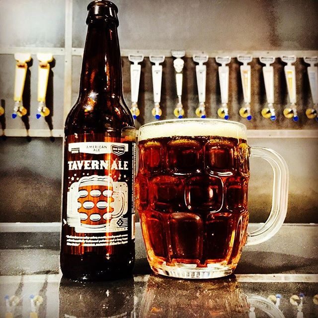 Once again time for #caskale Thursday! Tonight's hand pumped ale is our English inspired pub ale known simply as Tavern Ale!  Enjoy a perfectly poured, balanced sip in our taproom, err Tavern!