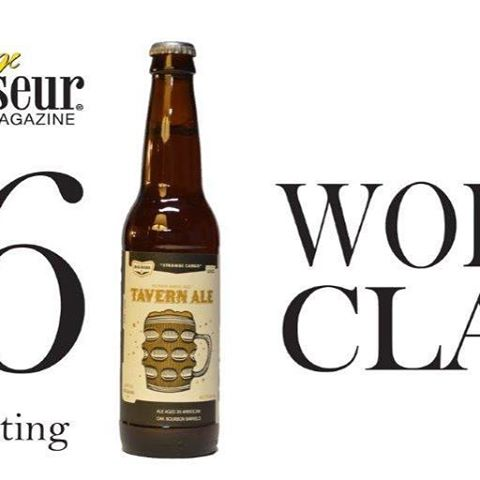 While Bourbon Barrel Tavern Ale was released last year, Beer Connoisseur Magazine has praised this beer as one of the best of 2016!  The review and an interview with @bwynn1249 can be found in the latest issue.  We call our barrel aged series #strangecargo because you never know what we'll put out next.  Keep following to find out what we will be releasing in 2017 in this on-going series.  #ncbeer #woodandbeer #craftbeer #raleigh