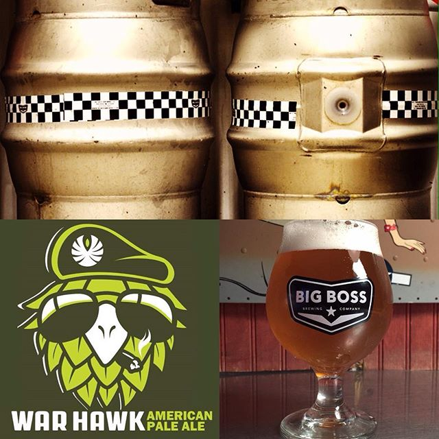 ‪Each Thursday for #ncbeermonth WarHawk APA variations: this week raspberry habenaro! ‬#ncbeer #caskale #ncbeer #raleigh