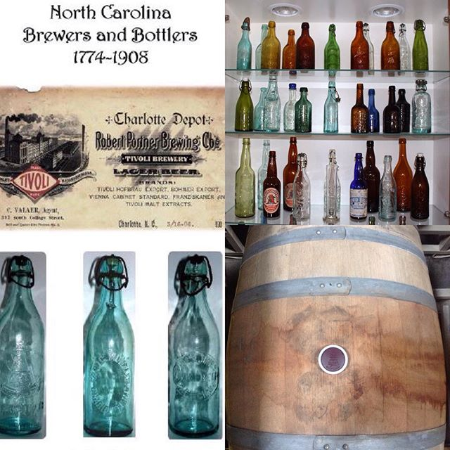 One week from tonight, pre-prohibition #ncbeer chat for #ncbeermonth! Historian and labeorphilist, David Tingen sheds light on pre-prohibition North Carolina brewer and bottler history in this one hour talk and Q&A session here at Big Boss Brewing.  David will also have his bottle collecting books on hand and available for sale!  RSVP on Facebook. https://www.facebook.com/events/183497172147939/?ti=icl