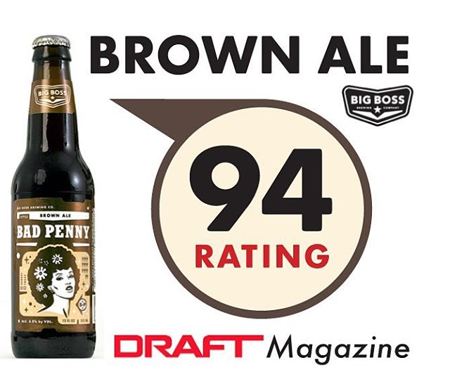 Can you remember when you first tried Bad Penny?  On the eve of releasing some of most popular fall and winter, beers we wanted to salute #badpenny brown ale. Penny has been a gateway to craft beer for so many and a household staple for many others. Our classically brewed dark ale is still well received from fans and reviewers for over 10 years strong.  #ncbeer #craftbeer #gatewaybeer #brownale
