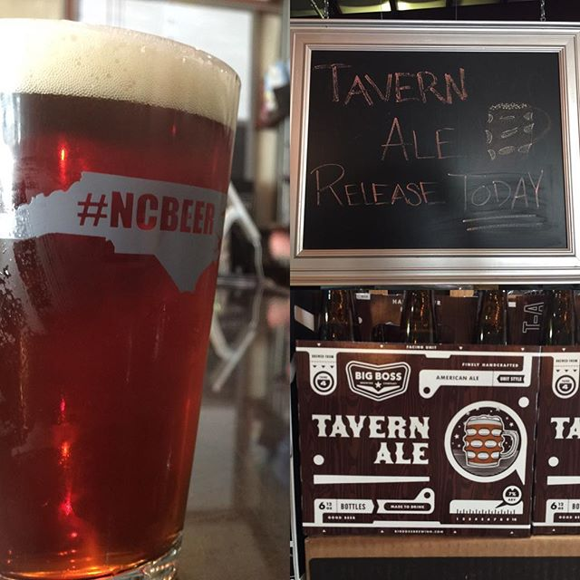 ‪#tavernale now! Join us in the taproom!  #ncbeer #dadbeer ‬