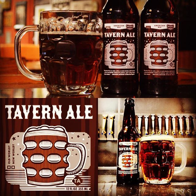 The BBB taproom will be tapping a fresh batch of #tavernale tomorrow! Yes, we know it's #stoutday, so have no fear, there will be stouts! We always have a few stouts!