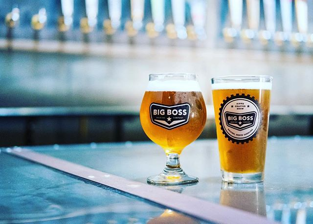 The @big_boss_taproom will be open all day for both the NFC and AFC Championship games on all TVs and the projector screen. Pull up a chair and enjoy these games with us!