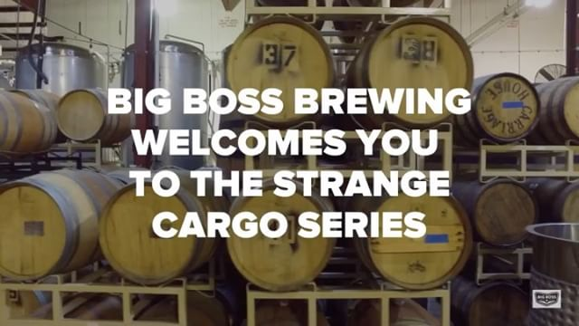 Welcome to our barrel aged beer series! Wine, bourbon 2 Italian made 100 bbl foedres work year round to produce a variety of small batch releases! #strangecargo #ncbeer #raleigh #woodandbeer #barrelaged #ncbitesandbrews